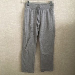 Old Navy Light Gray Sweatpants